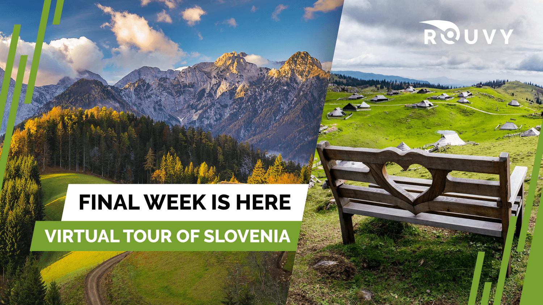 'I feel Slovenia' - Virtual Tour of Slovenia | Stage 5