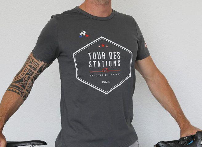 Le Tour des Stations merchandising package