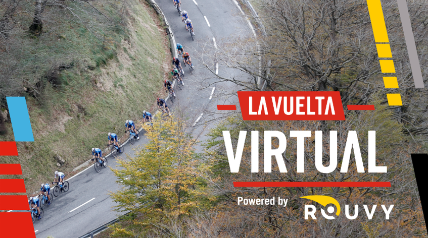 'La Vuelta Virtual' Racing Series #1 - Fight for the Red and Green starts Aug 15th on ROUVY