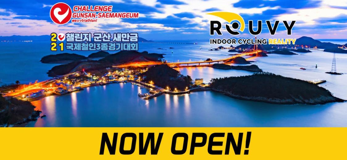 2021 Challenge Gunsan-Saemangeum International Triathlon Championship -  Open Virtual Race