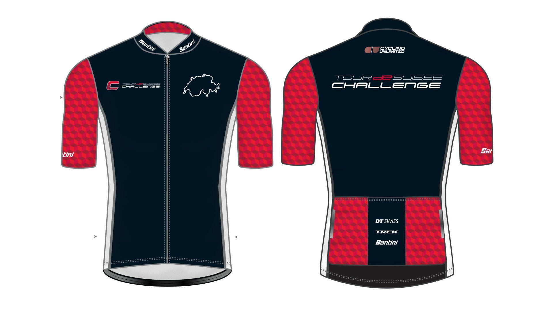Tour de Suisse Challenge Jersey