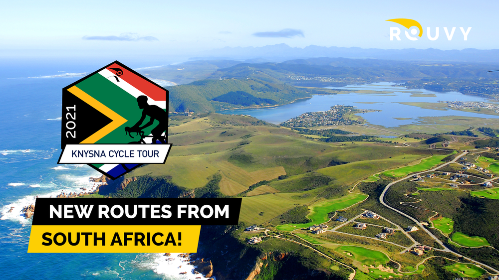 Rotary Knysna Cycle Tour goes Virtual with ROUVY for the Challenge and the July 17th Race