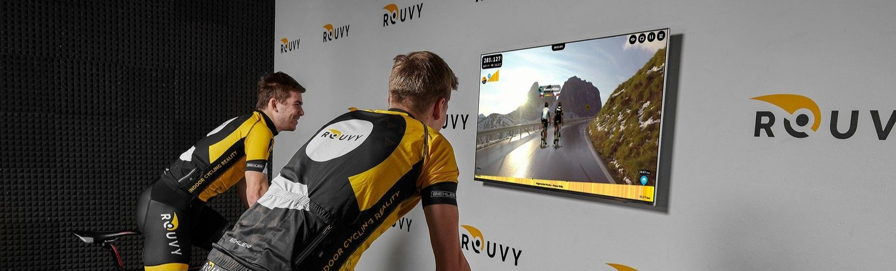 Pale Fire Capital invests $6 million in ROUVY,  the popular augmented reality app for indoor training