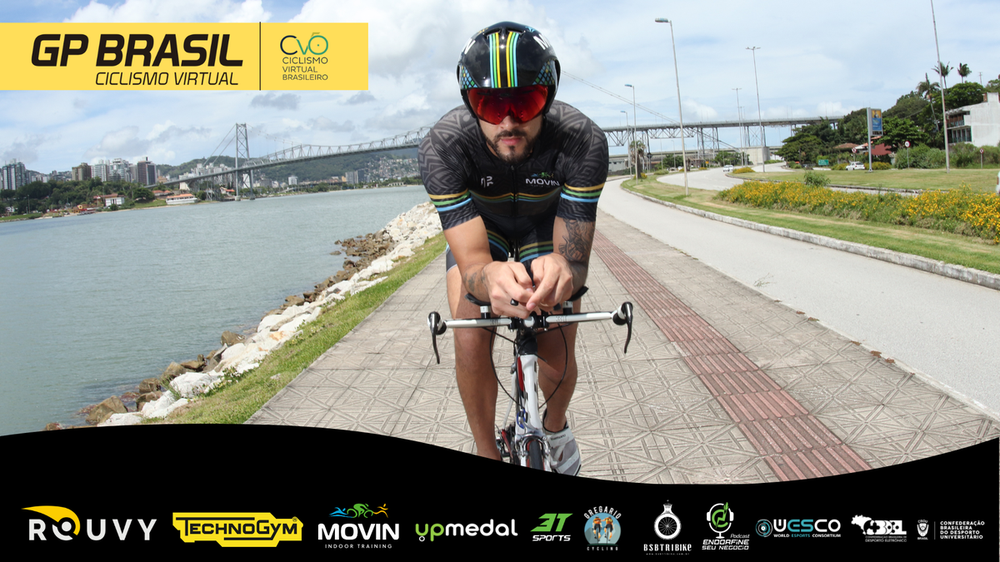 The TOUR DE FLORIANÓPOLIS from Southern Brazil's beautiful and exotic islands arrives on ROUVY
