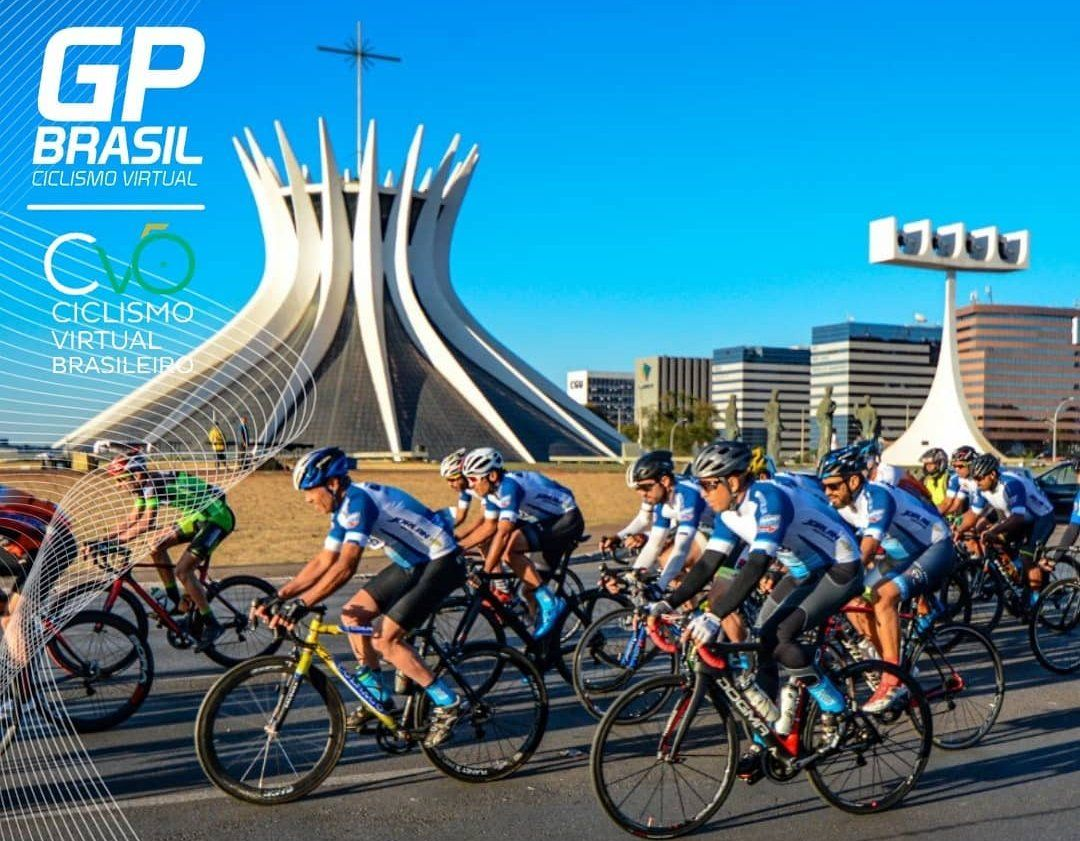 Tour de Brasilia Goes Virtual with ROUVY, enabling cyclists discover Brazil online and race the streets of its capital from home
