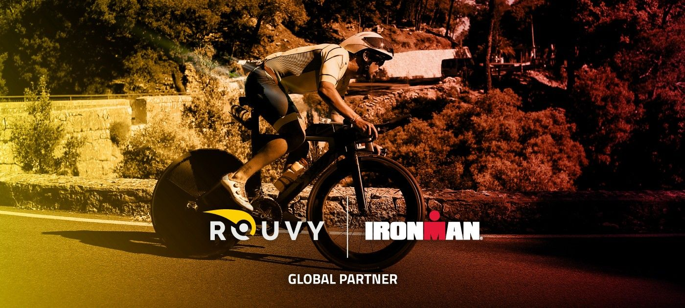 ROUVY | IRONMAN